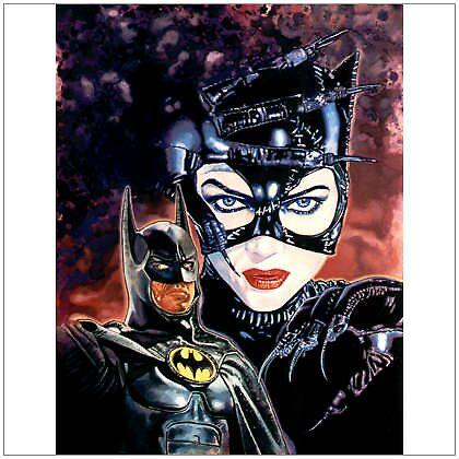 Batman Returns by Edward Crosby