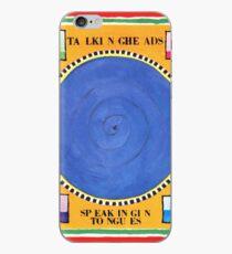 Talking Heads - Sprechen in Zungen iPhone-Hülle & Cover