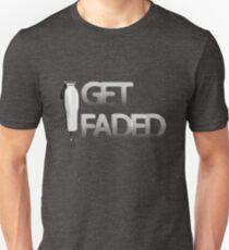 Get Faded Barber T Shirt Unisex T-Shirt