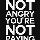 Sie zahlen nicht Aufmerksamkeit von kjanedesigns