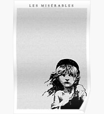 Les Miserables Musical Full Script Lyrics Poster