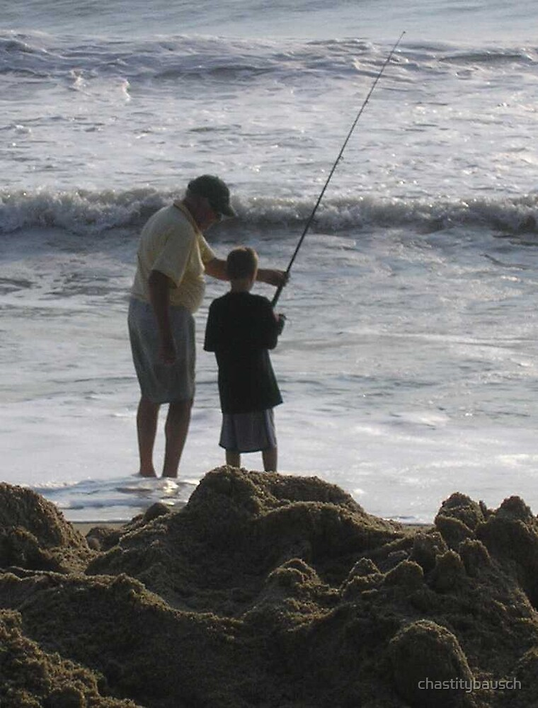 Fishing with grandpa by chastitybausch