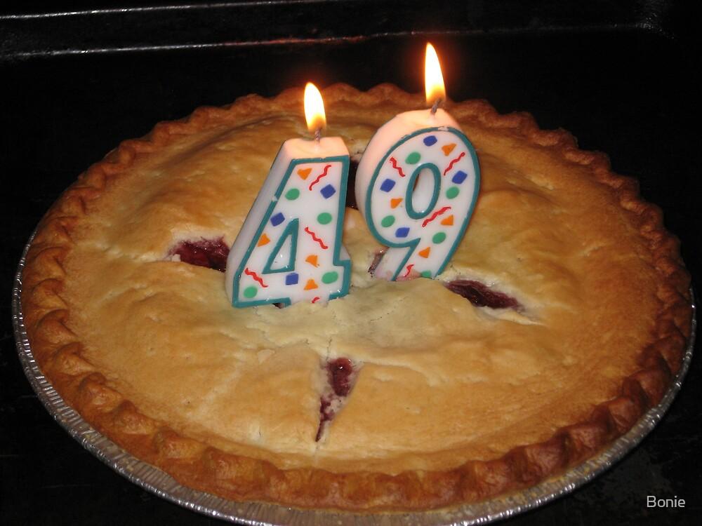 Birthday Pie by Bonie