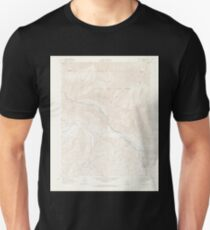 USGS TOPO Map Colorado CO Woody Creek 401710 1961 24000 T-Shirt