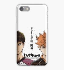 Haikyuu iPhone Case/Skin