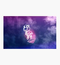 Kanye Graduation Bear Photographic Print