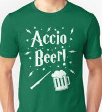 ACCIO BEER - St. Patrick's Day Irish T-Shirt Unisex T-Shirt