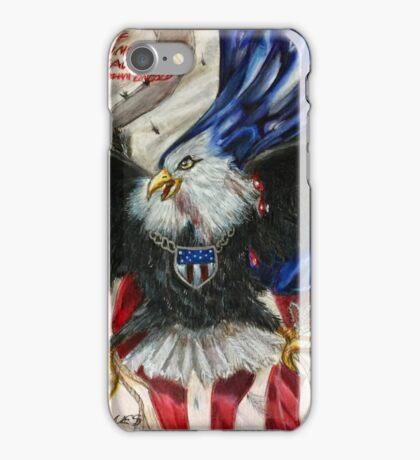 Opposition Wars iPhone Case/Skin