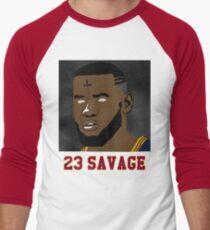 23 Savage Men's Baseball ¾ T-Shirt