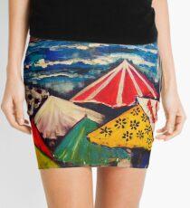 Here Comes the Sun Mini Skirt