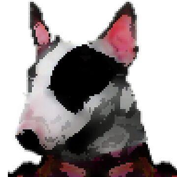 Bull Terrier by ianjf6