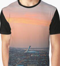 Montreal Twilight Graphic T-Shirt