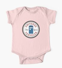 Doctor Who Converse Time Traveller One Piece - Short Sleeve