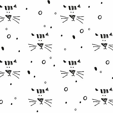 Cats and Dots by Gelena