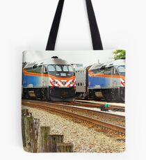 Locomotives Tote Bag