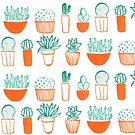 Cactus Love by wtvrcait