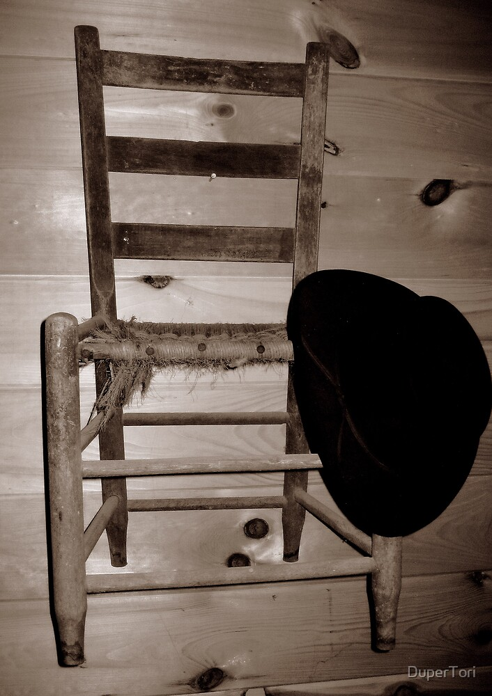 Hang Your Hat by DuperTori