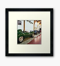 XKSS Replica Framed Print