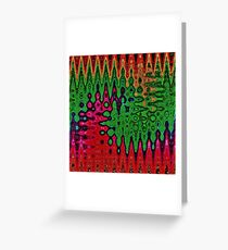A Groovy Thing Greeting Card