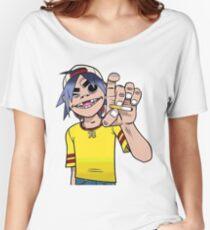 2-D Women's Relaxed Fit T-Shirt