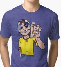 2-D Tri-blend T-Shirt