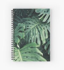 Tumblr Plant  Spiral Notebook