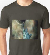 Statue of Liberty - Celestial  T-Shirt