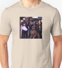 X, $ki, Purp, Pump + white guy? Unisex T-Shirt