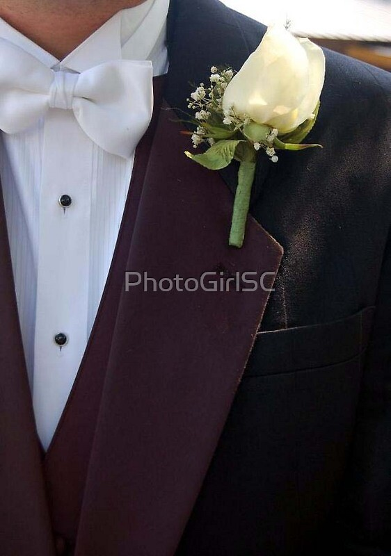 The Tux is important too!! by PhotoGirlSC