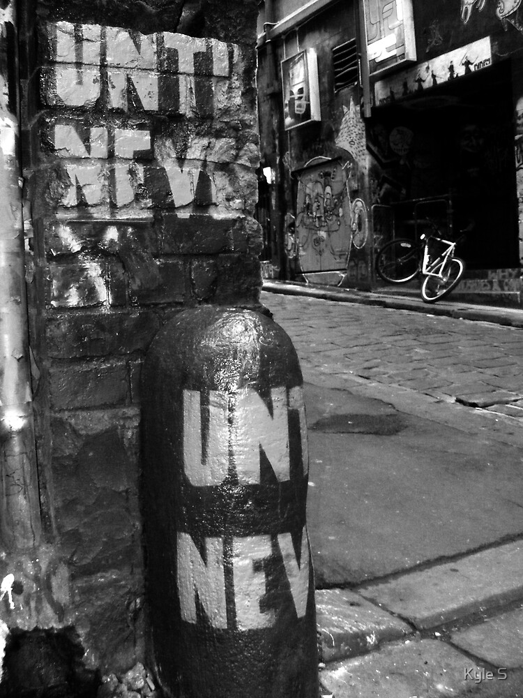Until Never on Hosier. by Kyle S