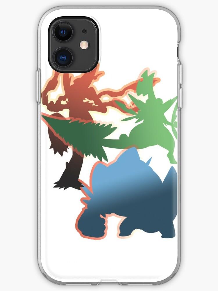 Pokemon Mega Blaziken 2 iphone case