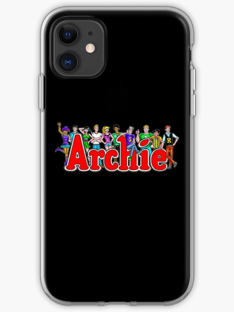 Archie Comic Cover iphone case