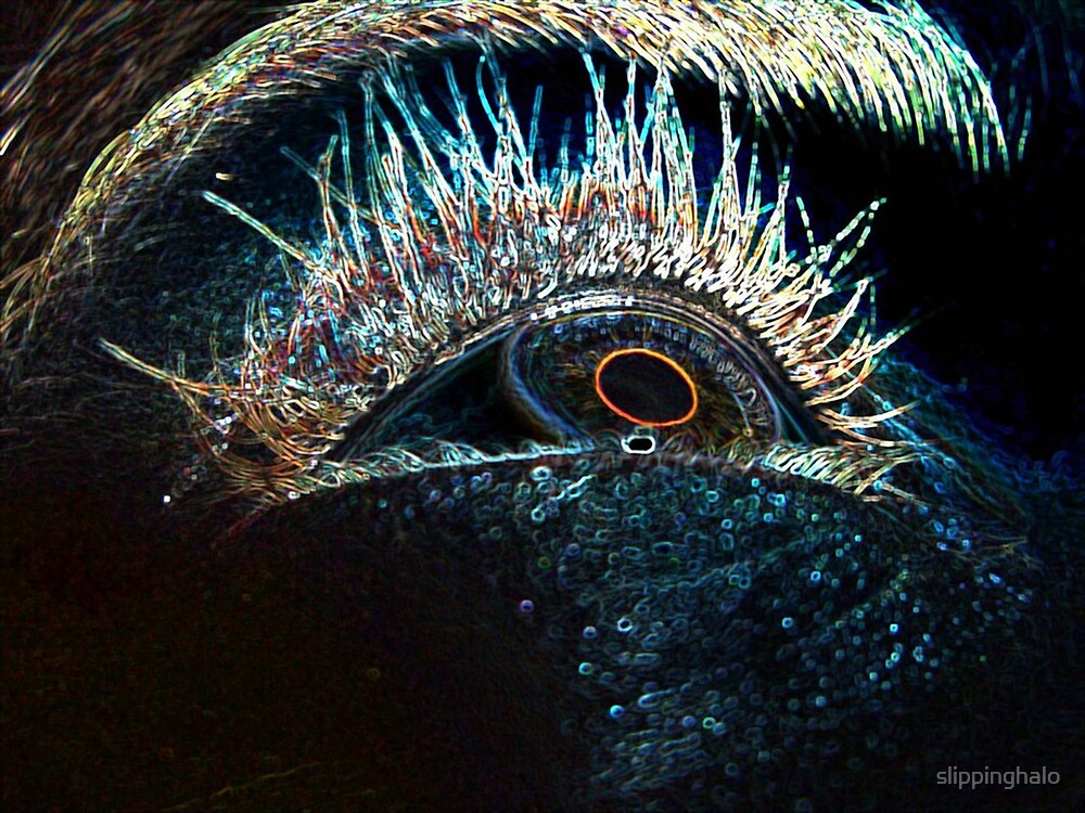 Eye of the Sea by slippinghalo