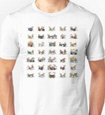 35 Pixel Drum Sets T-Shirt
