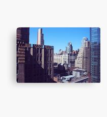 NEW YORK STATE OF MIND Canvas Print