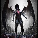 Angels of Death 004 by Ian Sokoliwski