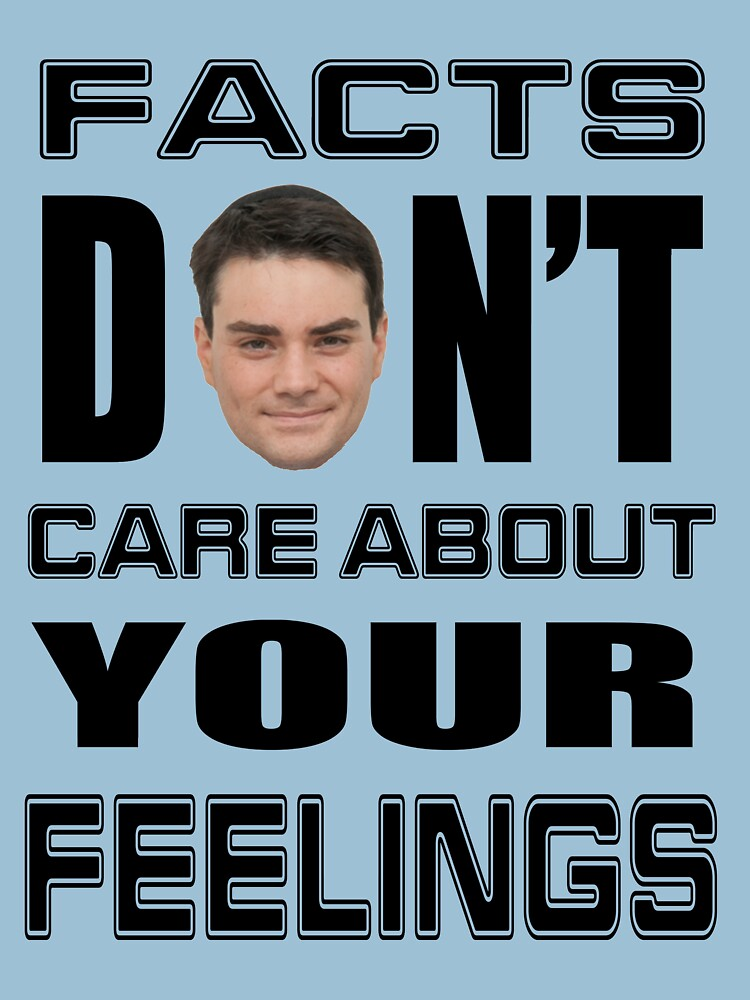 Tatsachen kümmern sich nicht um deine Gefühle 6 von finlaysonart