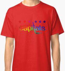 Washington Capitals PRIDE  Classic T-Shirt