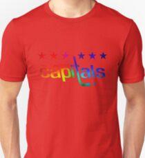 Washington Capitals PRIDE  Unisex T-Shirt