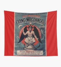 Baphomet Wall Tapestry