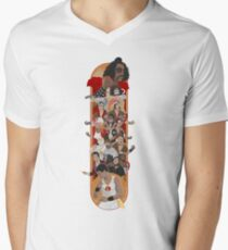 The Final Level Men's V-Neck T-Shirt