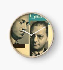 George Gershwin,  & Ira Clock
