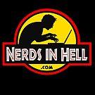 Nerds in Hell! by agliarept