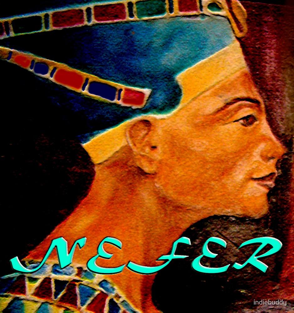 Nefertiti by indiebuddy