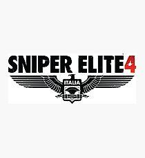 Sniper Elite 4 Photographic Print