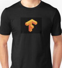 Tensorflow Clear Logo Unisex T-Shirt