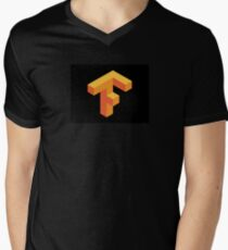 Tensorflow Clear Logo T-Shirt