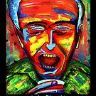 """Charles Bukowski"" by thespiltink"