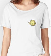 OpenBSD clear logo Women's Relaxed Fit T-Shirt