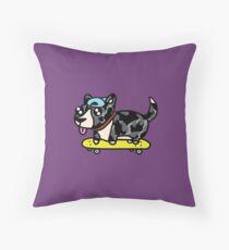 Moose! Throw Pillow